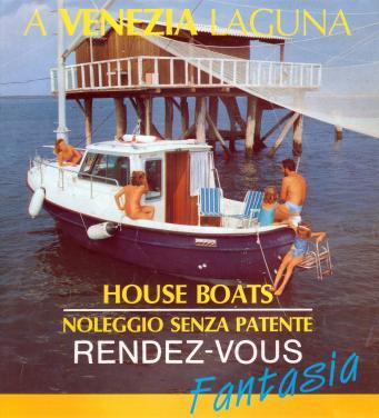 barca a noleggio laguna di venezia