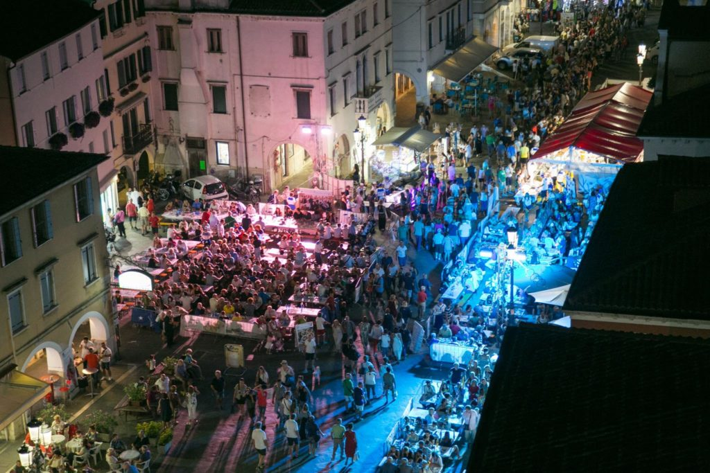 Chioggia fish festival popular festival in the city
