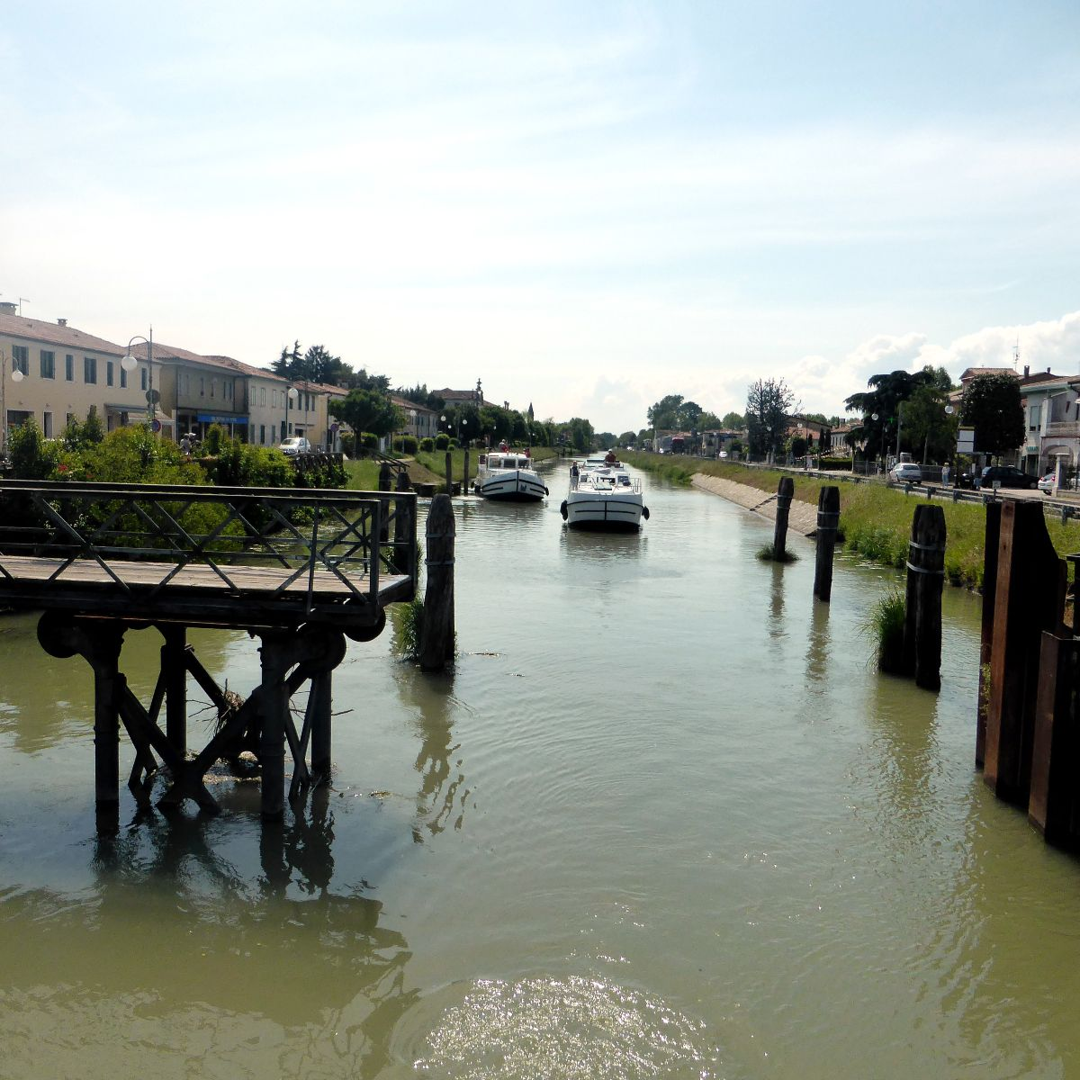 Brenta Riviera navigation fluviale rendez vous fantasia