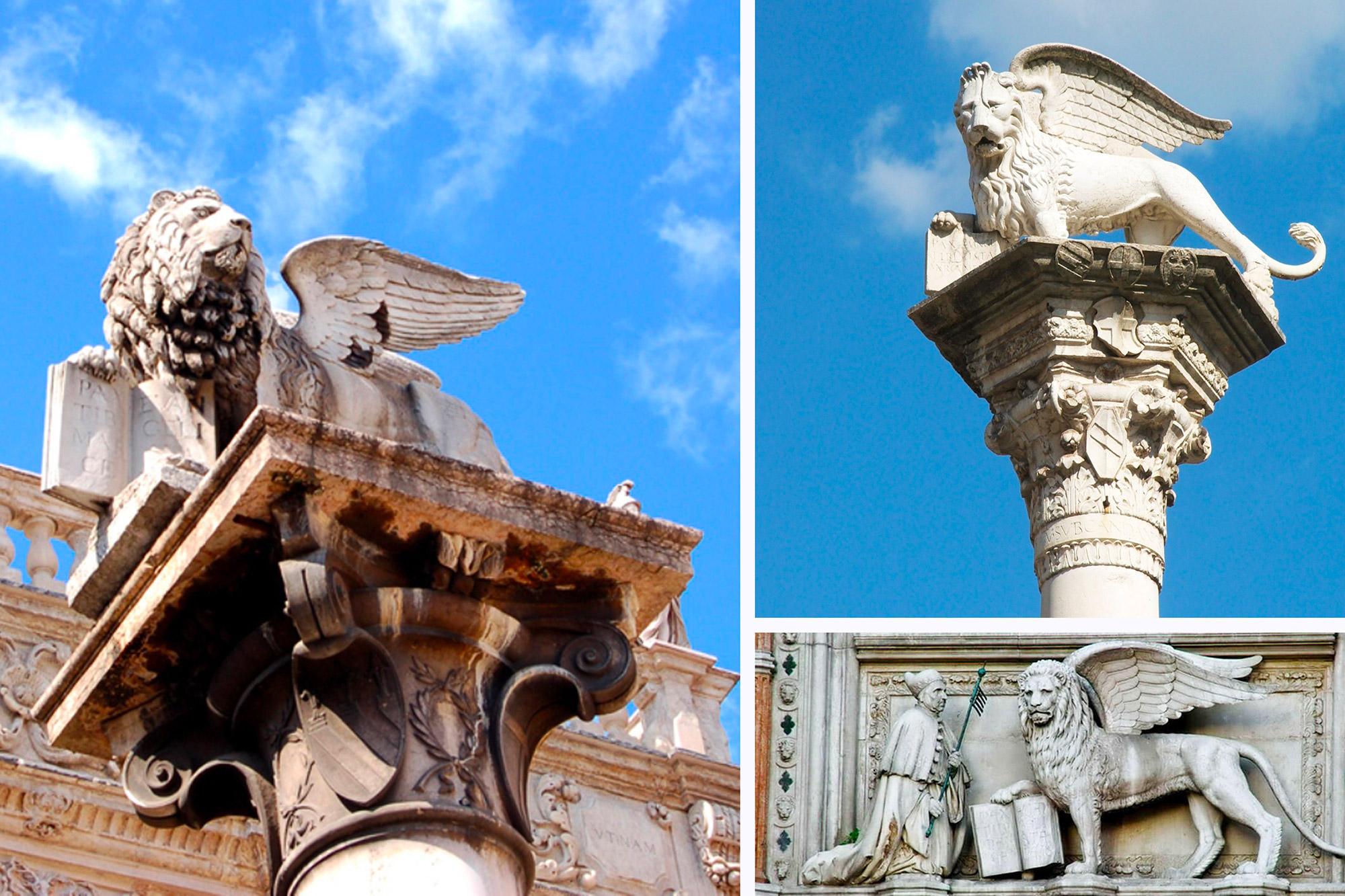 Leone di San Marco Venezia storia e significato