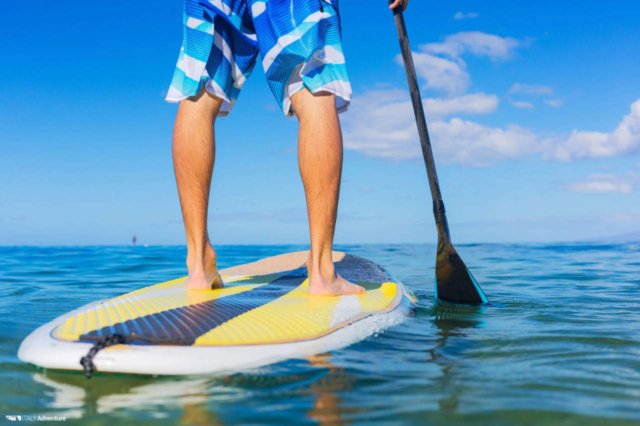 Sup stand up paddle active de vacances