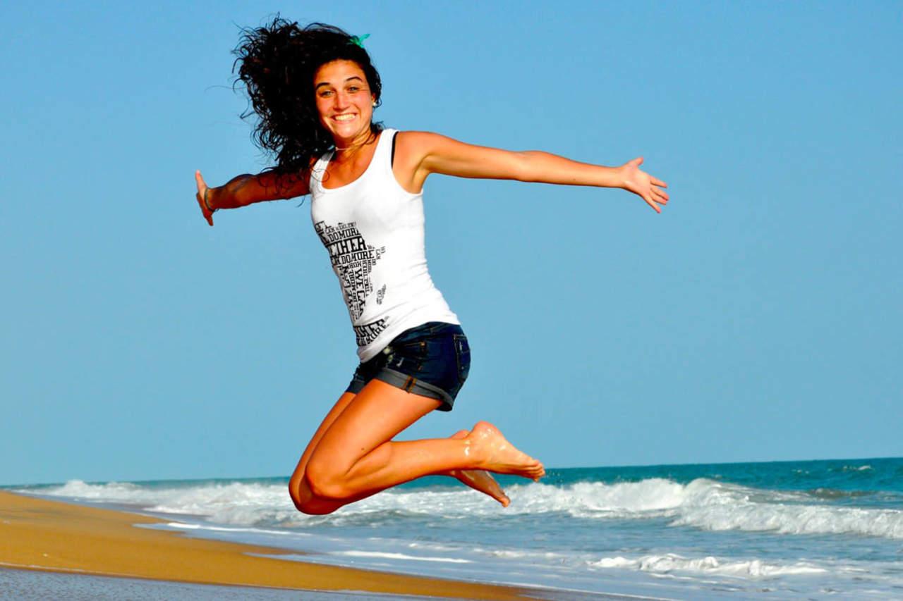 fitness in spiaggia vacanza attiva