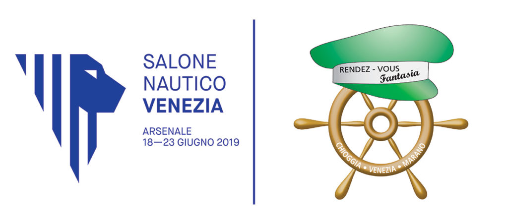 logotypes Venice Boat Show and rendez vous fantasia