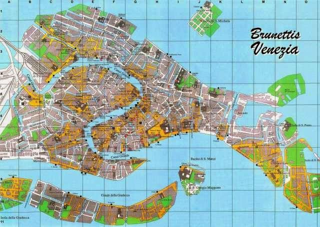 Antonio Brunetti's Venezia