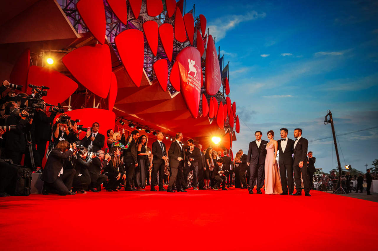 Venice Film Festival red carpet mostra del cinema Venezia