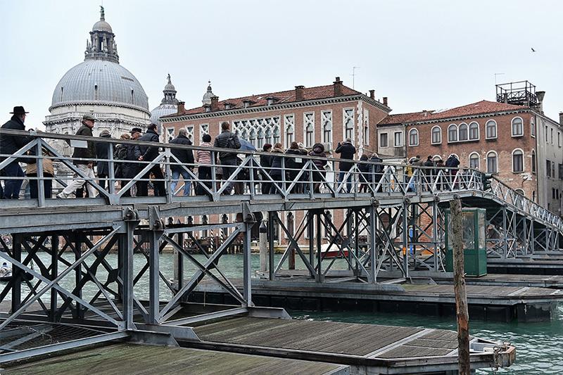 ponte votivo festa della salute