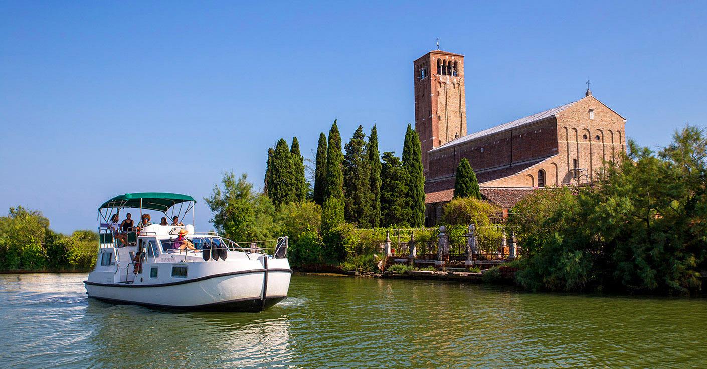 visitare torcello in barca isola della laguna di venezia header